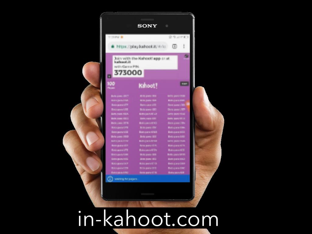 kahoot bot hack flooder spammer winner auto answer